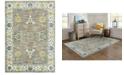 "JHB Design CLOSEOUT! Vibe Isfahan Gray 6'7"" x 9'6""Area Rug"