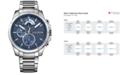 Tommy Hilfiger Men's  Sport Stainless Steel Bracelet Watch 40mm 1791348