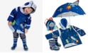 Kidorable Space Hero Rain Gear, Toddler Boys & Little Boys
