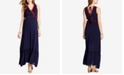 Jessica Simpson V-Neck Maxi Dress