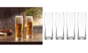 Lenox Closeout! Tuscany Craft Beer  IPA Glasses, Set of 4