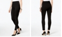 INC International Concepts INC Petite Lace-Up Detail Leggings, Created for Macy's