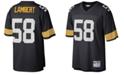Mitchell & Ness Men's Jack Lambert Pittsburgh Steelers Replica Throwback Jersey