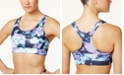 Nike Pro Classic Printed Dri-FIT Compression Medium-Support Sports Bra