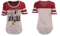 5th & Ocean Women's Cleveland Cavaliers Space Dye Foil T-Shirt