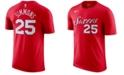 Nike Men's Ben Simmons Philadelphia 76ers Name & Number Player T-Shirt
