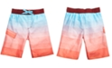 Hawke & Co. Outfitter Striped Swim Trunks, Big Boys