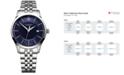 Victorinox Swiss Army Men's Swiss Alliance Stainless Steel Bracelet Watch 40mm
