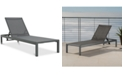Noble House Westlake Outdoor Chaise Lounge