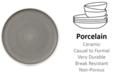 Villeroy & Boch Manufacture Gris Pizza/Buffet Plate