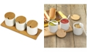 Tabletops Unlimited 10-Pc. Condiment Set