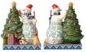 Enesco Jim Shore Snowman Decorating Tree