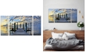 Ready2HangArt 'Pier Burst' 3-Pc. Canvas Art Print Set
