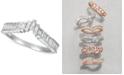 Le Vian Baguette Frenzy™ Diamond Ring (1/2 ct. t.w.) in 14k White Gold