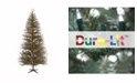 Vickerman 7' Vienna Twig Artificial Christmas Tree with 300 Warm White LED Lights