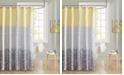 "Intelligent Design Adel 72"" x 72"" 100% Microfiber Printed Shower Curtain"