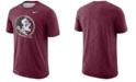 Nike Men's Florida State Seminoles Dri-Fit Cotton Slub T-Shirt