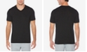 Perry Ellis Men's Big & Tall Performance Stretch Moisture-Wicking V-Neck T-Shirt