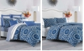 Trina Turk Samba De Roda Blue Aster King Comforter Set