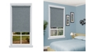"US Shade & Shutter Cordless Textured Thermal Fabric Roller Shade, 23""  W x 66"""