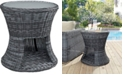 Modway Summon Round Outdoor Patio Side Table