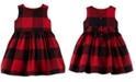 Carter's Baby Girls Buffalo-Check Dress