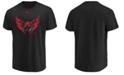Majestic Men's Washington Capitals Hash Marks T-Shirt