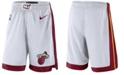 Nike Men's Miami Heat Association Swingman Shorts
