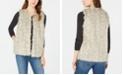 Say What? Juniors' Faux-Fur Vest
