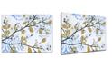 "Ready2HangArt 'White Blossom' Canvas Wall Art, 20x30"""