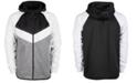 Ideology Men's Colorblocked Fleece Zip Hoodie, Created for Macy's