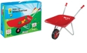 Redbox Little Red Metal Wheelbarrow