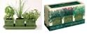 Toysmith Garden At Home Easy To Grow Italian Herb Set