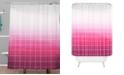 Deny Designs Iveta Abolina Raspberry Juice Shower Curtain