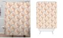 Deny Designs Iveta Abolina Pearl Sand Shower Curtain