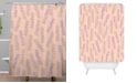 Deny Designs Iveta Abolina Confetti Rain Shower Curtain