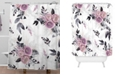 Deny Designs Iveta Abolina Neverending August II Shower Curtain