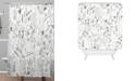 Deny Designs Iveta Abolina Floral Goodness III Shower Curtain