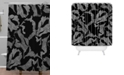 Deny Designs Iveta Abolina La Jardin Noir II Shower Curtain