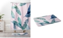 Deny Designs Iveta Abolina Peaches N Cream U Bath Mat