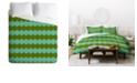 Deny Designs Holli Zollinger Waves Of Color Queen Duvet Set