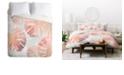 Deny Designs Iveta Abolina Beach Romance II Twin Duvet Set