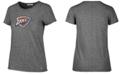 '47 Brand Women's Oklahoma City Thunder Letter T-Shirt