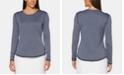 PGA TOUR Reversible Long-Sleeve Layering T-Shirt