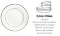 kate spade new york Sonora Knot Dinner Plate
