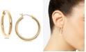 Lauren Ralph Lauren Medium Hoop Earrings
