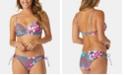 Raisins Tahiti Bloom Printed Moonshadow Underwire Bikini Top & Tahiti Bloom Printed Sweet Side Bottoms