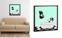"""iCanvas """"Affection"""" by Dean Russo Gallery-Wrapped Canvas Print"""
