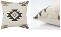 """Rizzy Home 22"""" x 22"""" Southwest Pillow Cover"""