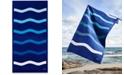 "Lacoste  CLOSEOUT! Kane Cotton 36"" x 72"" Beach Towel"
